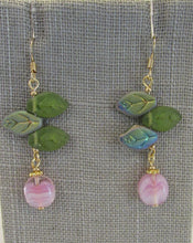 Load image into Gallery viewer, Bohemian Glass Earring