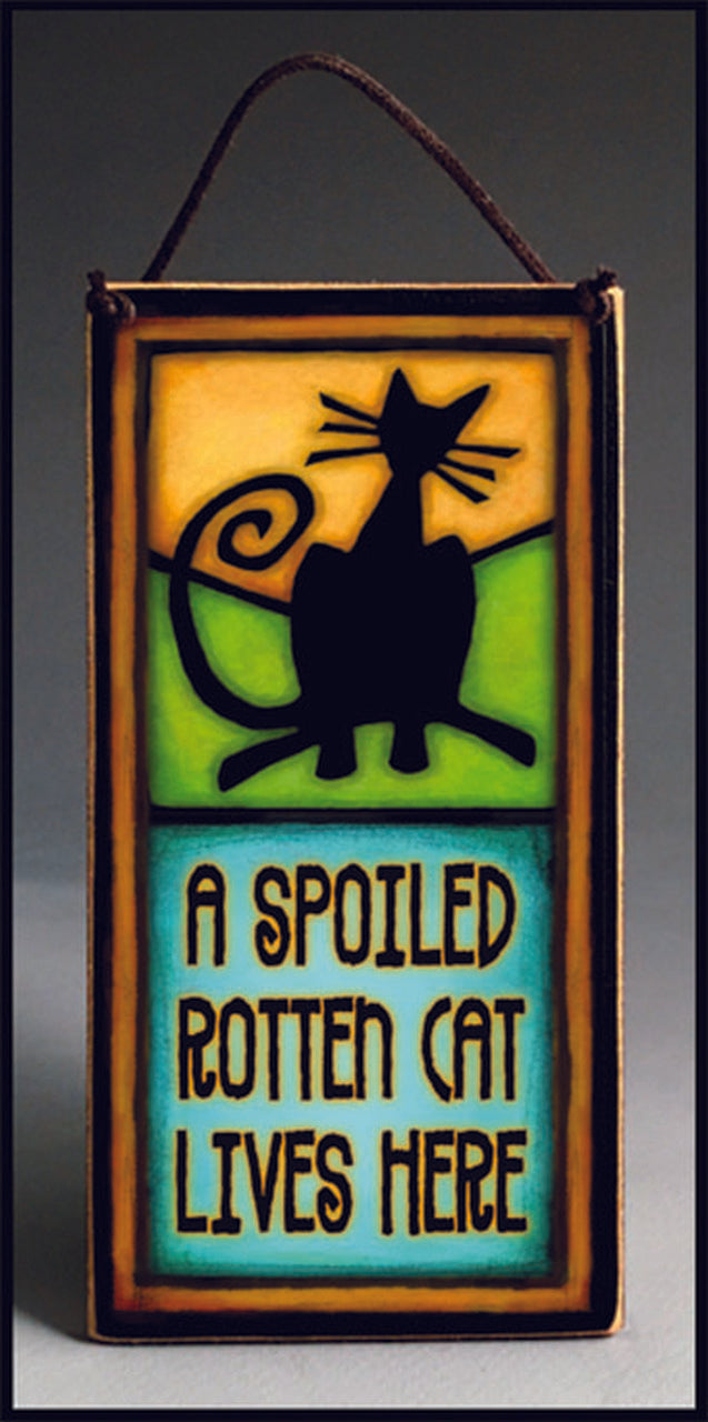 Spolied Rotten Cat