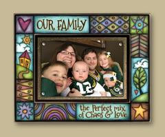 Our Family-Chaos Frame