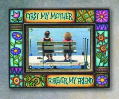 First My Mother Frame