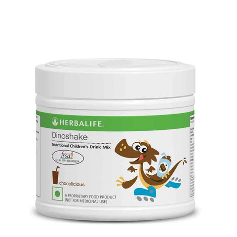 Herbalife Dinoshake Nutritional Children's Drink Mix Chocolate