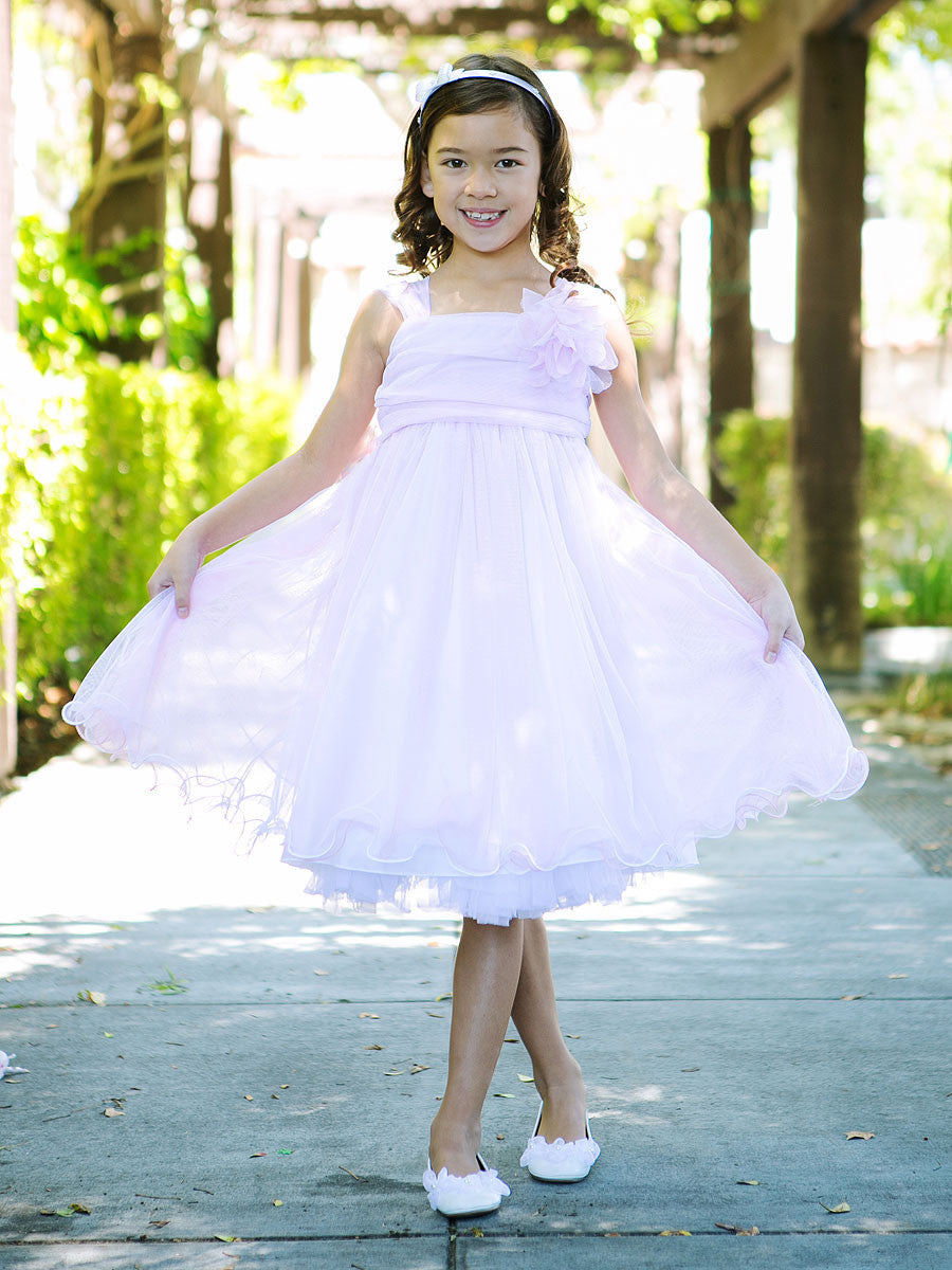 Lilac Girls party Dress