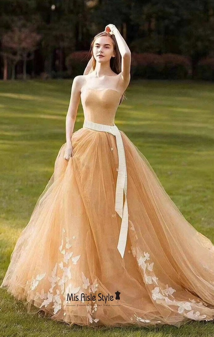 ball gown prom dress 2020