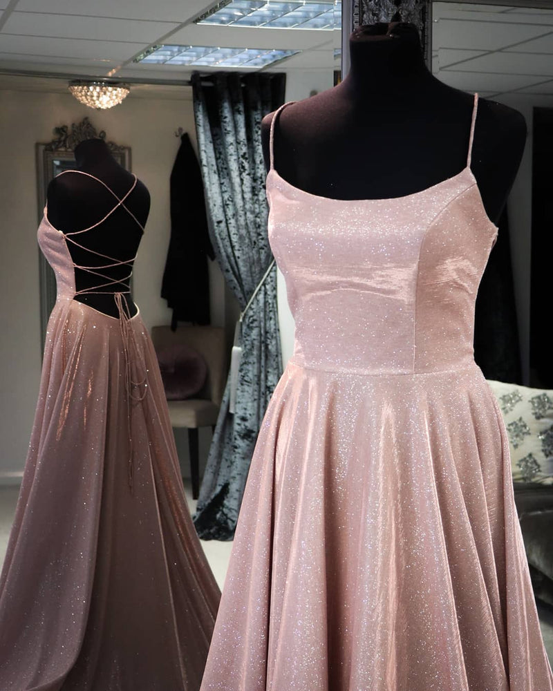 square neckline prom dress