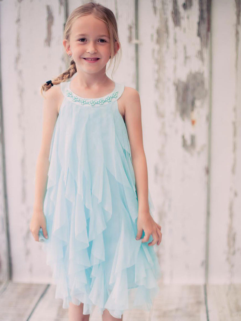 Unique Girls Birthday Party Dress