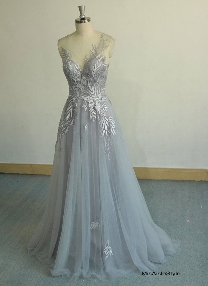 bohemain wedding dress