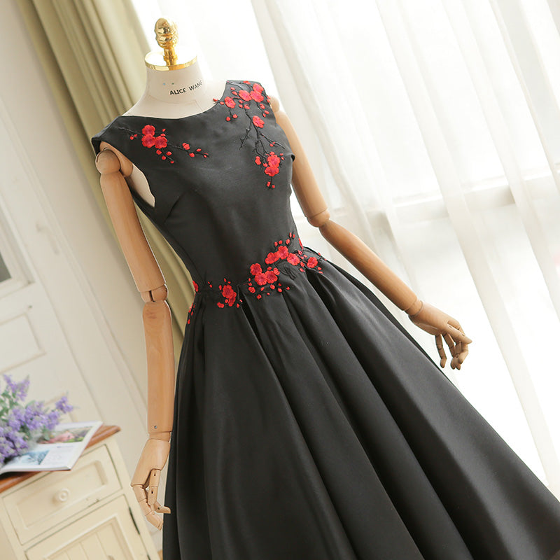 tea length party dress