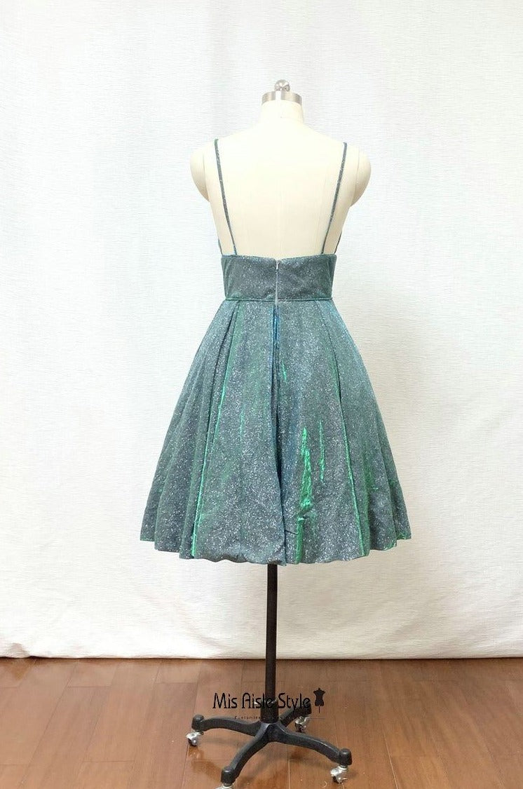 short back to school party dress