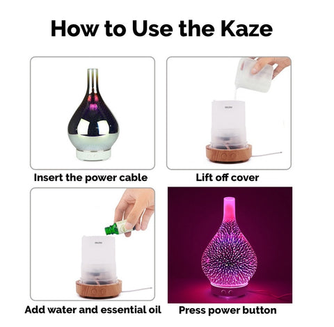 How to use the Kaze