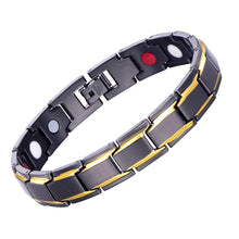 Load image into Gallery viewer, Eleganto Magnetic Bracelet (Adjustable)