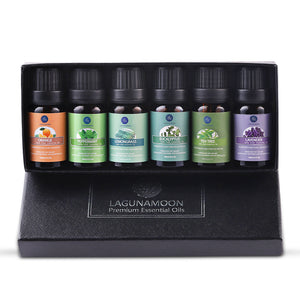 Kaze Aromatherapy Essential Oil Starter Kit by Lagunamoon