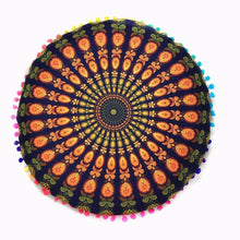 Load image into Gallery viewer, Mandala Meditation Pouf (Pillow)
