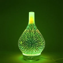 Load image into Gallery viewer, Kaze Firework Air Humidifier and Aromatherapy Essential Oil Diffuser