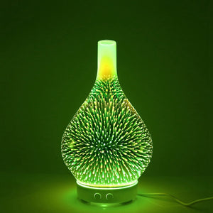 Kaze Firework Air Humidifier and Aromatherapy Essential Oil Diffuser