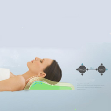 Load image into Gallery viewer, Sleep-Rite Cervical Memory Foam Pillow