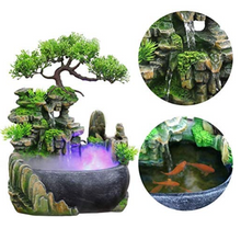 Load image into Gallery viewer, Zen Meditation Water Fall