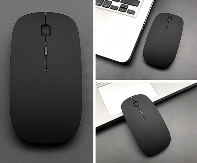 Mouse Wireless Ultra Silent