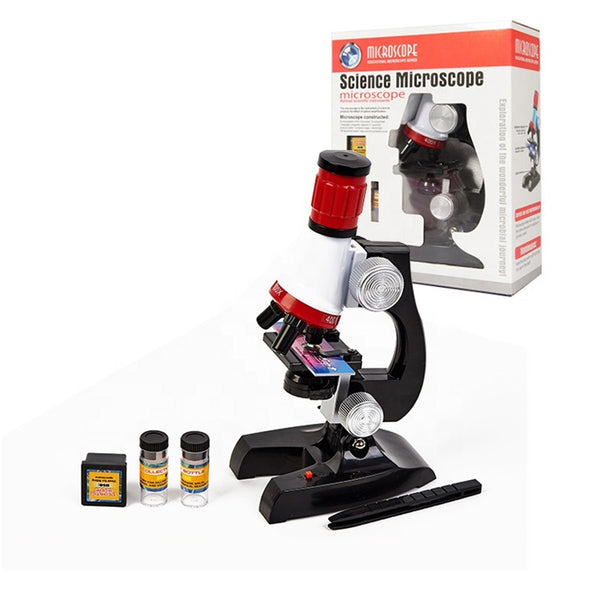 Kit Microscop Mini Scientist