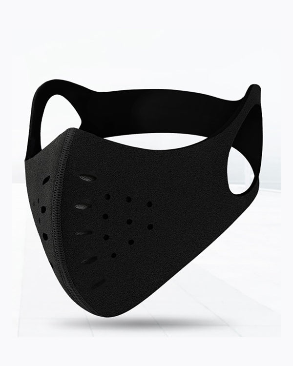 Earloop Anti-Pollution Face Mask With 1 Activated Carbon Filter