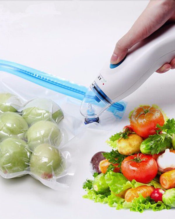 Vacuum Sealer Machine Handheld Electric Vacuum Pump