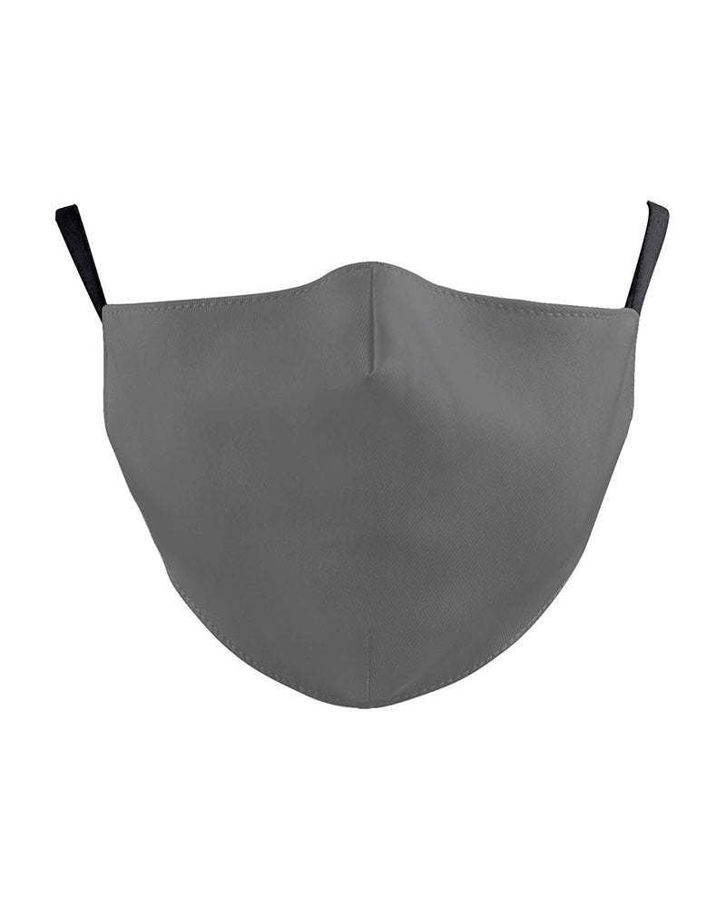 Solid Breathable Face Mask