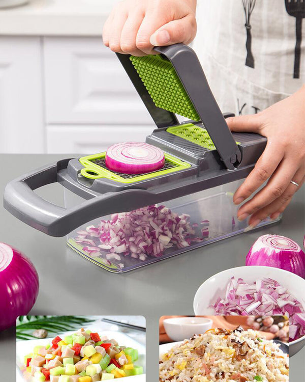 Multi-functional Vegetable Fruits Grater