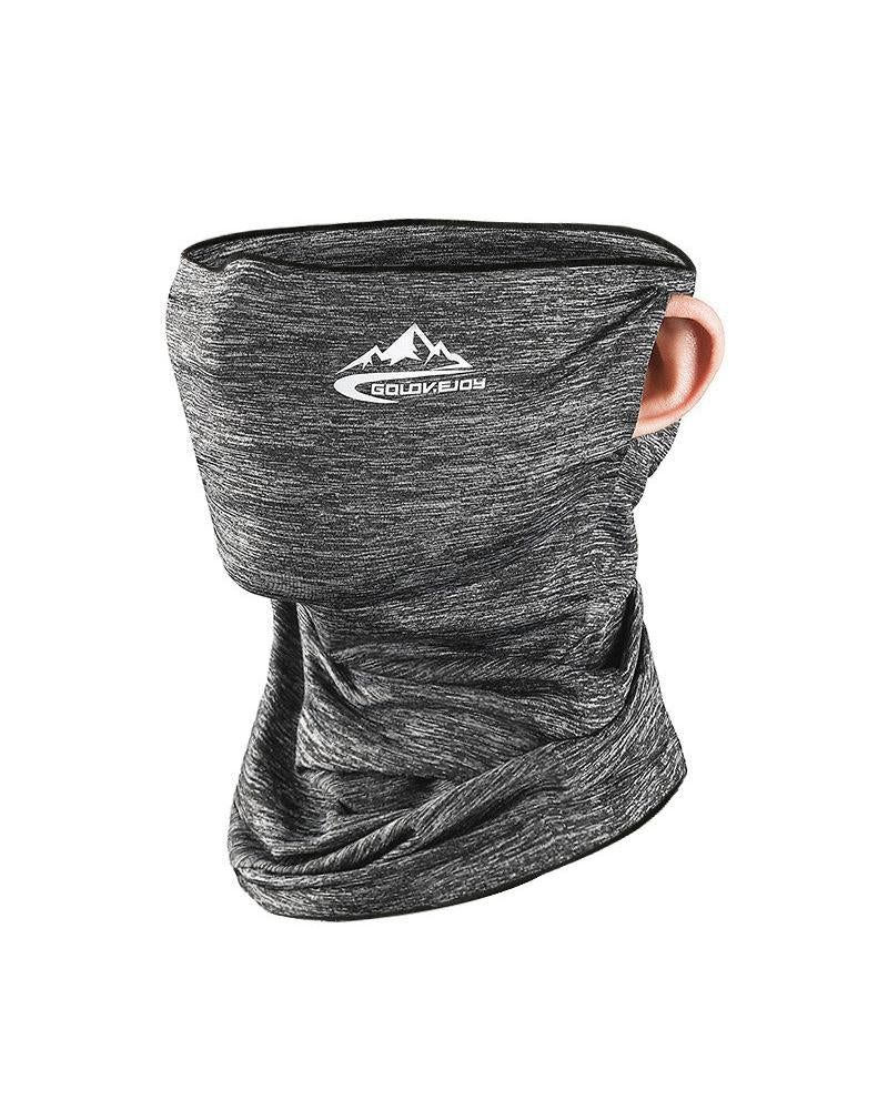 Cooling Ear Loops Neck Gaiter Bandana Mask Face Scarf Balaclava