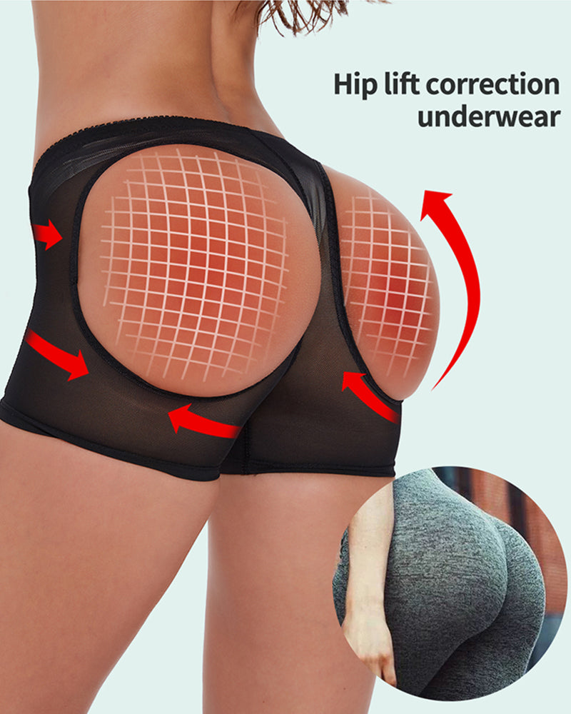 Butt Lift Body Shaper Shorts Booty Lifter Panties