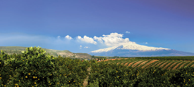 Etna Mountains