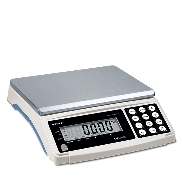CW Series checkweighing scales