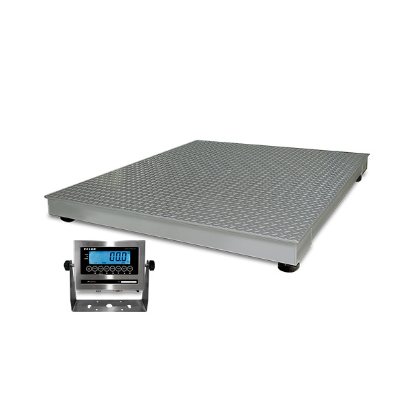 VE-PS2000 & VE-PS3000 PLATFORM SCALES
