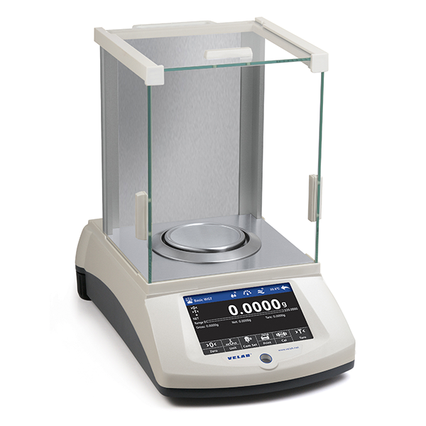 VE-204TS Touchscreen Analytical Balance