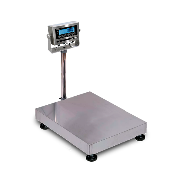 VE-WD150L & VE-WD300L WASHDOWN BENCH AND FLOOR SCALES