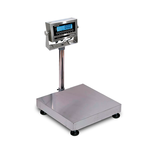 VE-WD30 & VE-WD60 WASHDOWN BENCH AND FLOOR SCALES