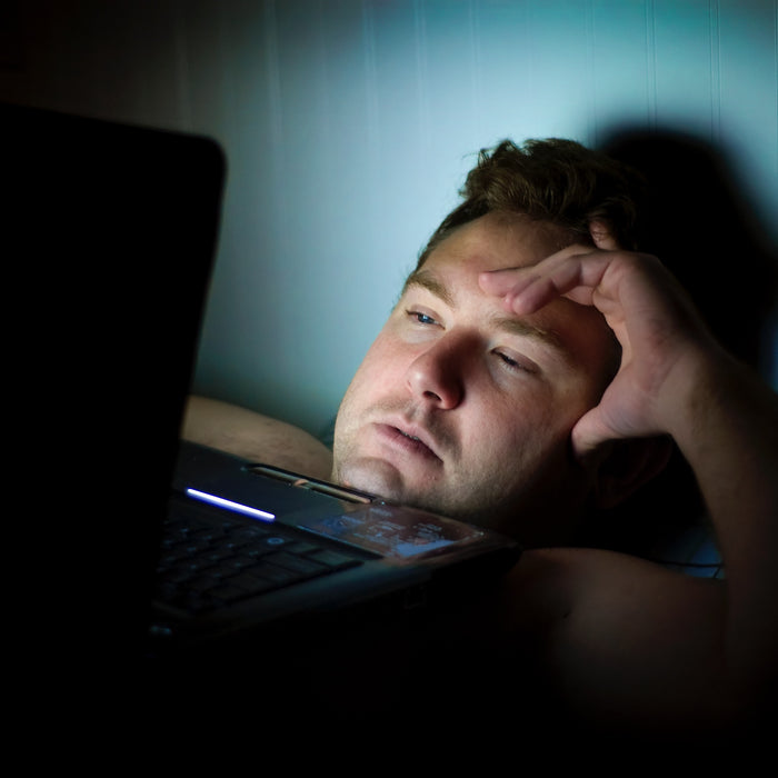 Getting Too Much Blue Light At Night? Get a Better Nights Sleep!