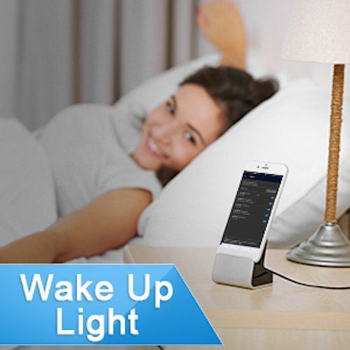 MagicLight Sunrise Sunset Sleeping Bluetooth Smart Light Bulb