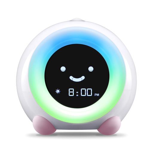 LittleHippo Mella Ready to Rise Children's Trainer, Alarm Clock, Night Light and Sleep Sounds Machine