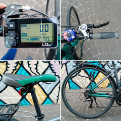 TEMPEST EBIKE WITH LEKKIE BATTERY