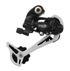 REAR DERAILLEUR - 9 Speed, Long Cage for 11-34T Cassette, Black