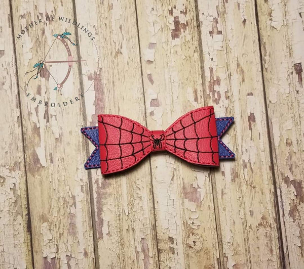 Spider Guy Bow