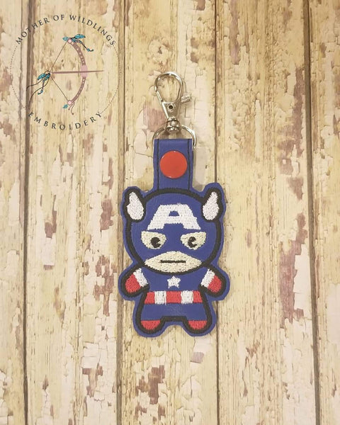 The Captain Keychain