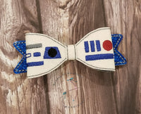 Space Droid Bow