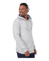 Tentree Men's Oberon Hoodie - Hi Rise Grey Space Dye