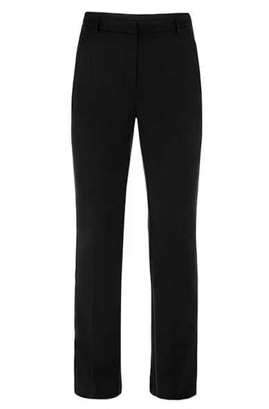 Tribal Black Trouser Dress Pant