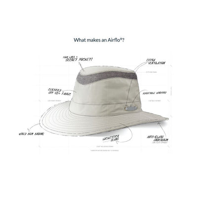 Tilley LTM6 AIRFLO® Hat in Natural