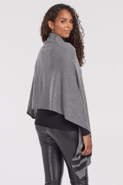 Tribal 4-Way Poncho ( 4 colours)