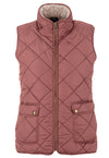 Tribal Reversible Vest with Sherpa Lining