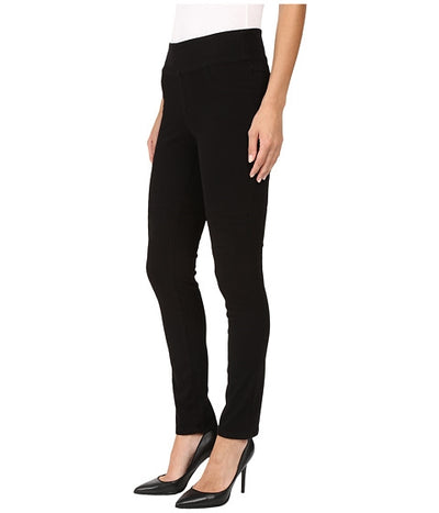 FDJ LOVE Denim Slim Leg Jegging in Black