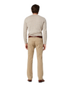 34 Heritage Courage Straight Leg Pants In Sand Twill