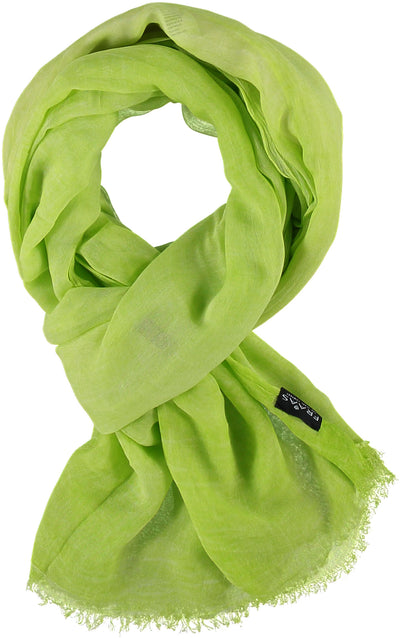 FRAAS Essential Lightweight Solid Colour Viscose Wrap  (6 Colours)